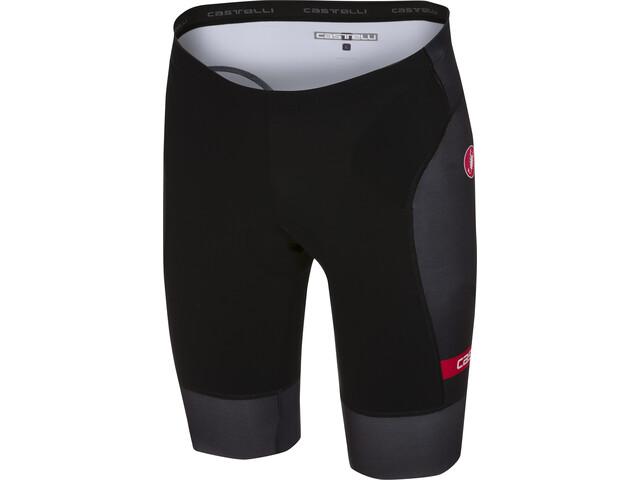 Castelli Free Spodenki triathlonowe Mężczyźni, black